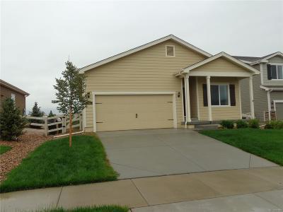 Dacono Single Family Home Active: 5040 Liberty Ridge