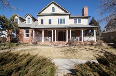 Boulder Single Family Home Active: 2835 Links Drive