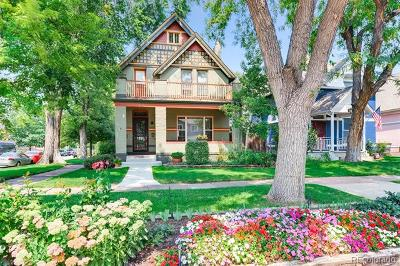 Baker, Baker/Santa Fe, Broadway Terrace, Byers, Santa Fe Arts District Single Family Home Active: 59 West Irvington Place