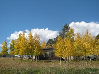 Hartsel Single Family Home Under Contract: 152 Wagon Wheel Road #K-4