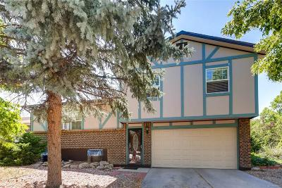 Aurora Single Family Home Active: 1505 South Eagle Street