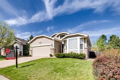 Castle Pines Single Family Home Active: 1220 Berganot Trail