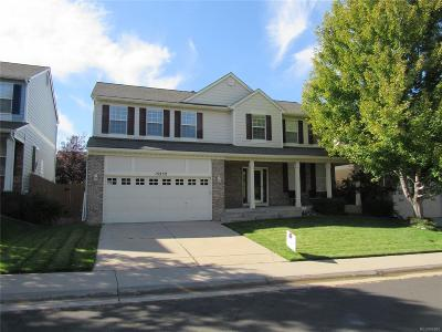 Aurora Single Family Home Active: 15252 East Hialeah Place