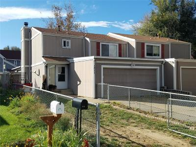 Longmont Condo/Townhouse Active: 1311 Keystone Court
