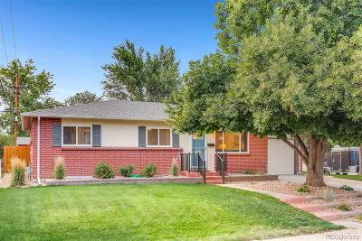 Arvada Single Family Home Under Contract: 10001 West 64th Avenue