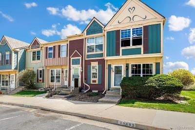 Condo/Townhouse Under Contract: 10390 West Dartmouth Avenue