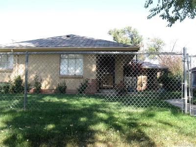 Denver Income Under Contract: 3662 Glencoe Street