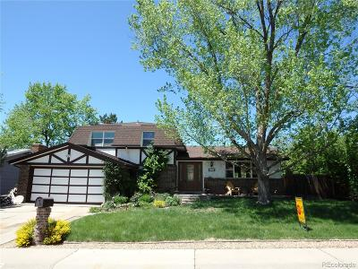 Centennial Single Family Home Active: 4525 East Maplewood Way