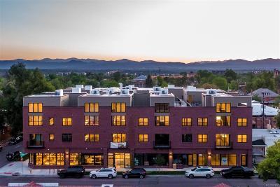Washington Park Condo/Townhouse Under Contract: 431 East Bayaud Avenue #303