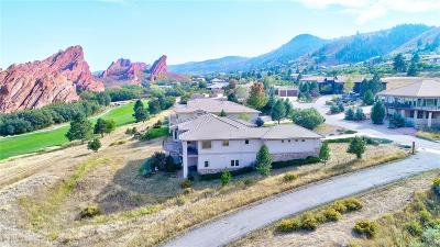 Littleton Single Family Home Under Contract: 5840 Rain Dance Trail