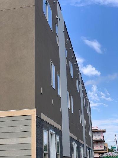 Denver Condo/Townhouse Active: 1648 Julian Street