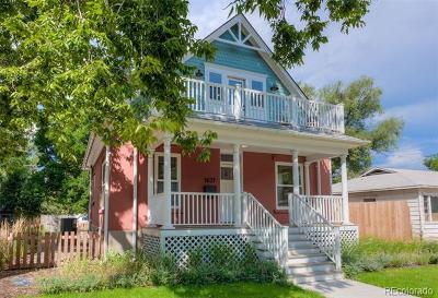 Boulder Condo/Townhouse Active: 1627 17th Street