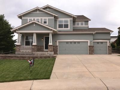Littleton Single Family Home Active: 10388 Stable Lane
