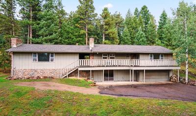 Evergreen Single Family Home Active: 5764 Herzman Drive