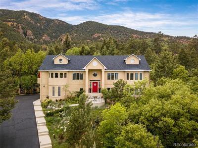 Colorado Springs Single Family Home Active: 7 Thayer Road