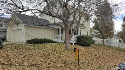 Parker CO Single Family Home Active: $379,900