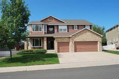 Arapahoe County Single Family Home Under Contract: 6277 South Killarney Court