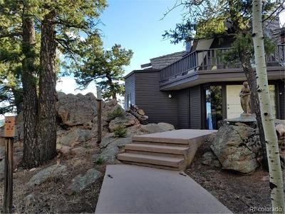 Conifer Single Family Home Active: 12041 Country Club Drive