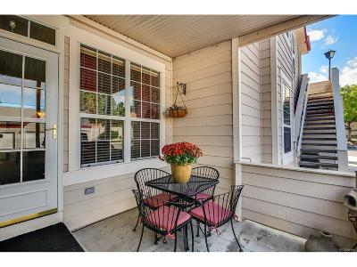 Littleton Condo/Townhouse Active: 8377 South Upham Way #102