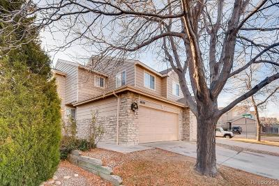 Northglenn CO Condo/Townhouse Under Contract: $330,000