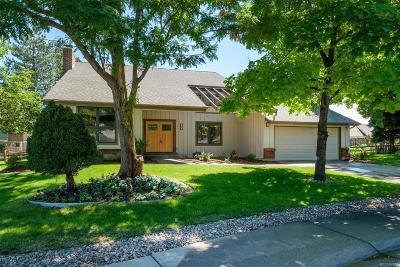 Centennial Single Family Home Under Contract: 7336 South Garfield Court