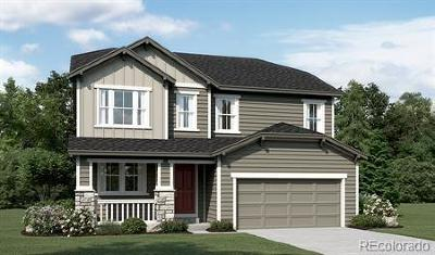 Parker CO Single Family Home Active: $609,398