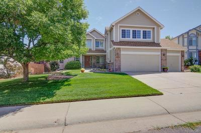 Highlands Ranch Single Family Home Active: 9320 Lark Sparrow Trail