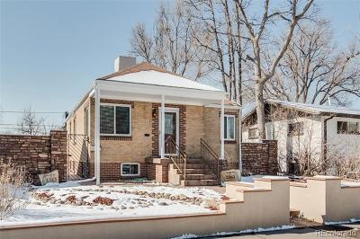 Denver Single Family Home Active: 2261 South Lincoln Street