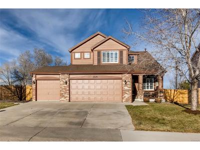Castle Rock Single Family Home Under Contract: 5929 East Monument Drive