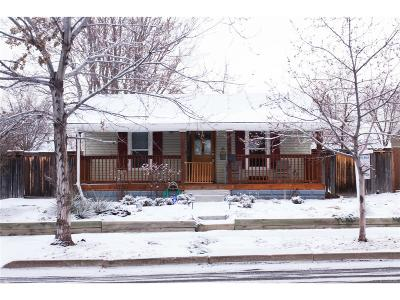 Englewood Single Family Home Under Contract: 3764 South Bannock Street