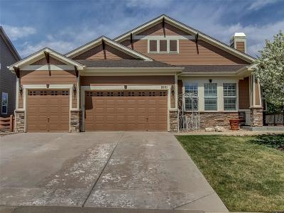 Parker Single Family Home Active: 5201 Rustler Trail
