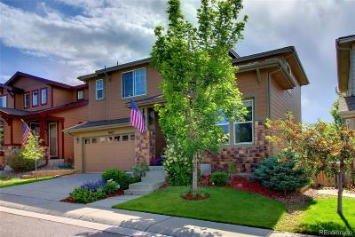 Highlands Ranch Single Family Home Active: 10455 Applebrook Circle