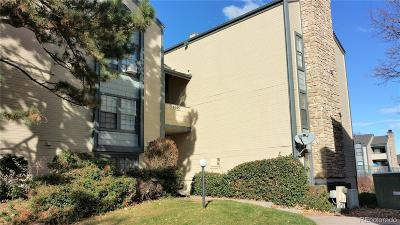 Aurora Condo/Townhouse Active: 16255 East Alaska Place #12