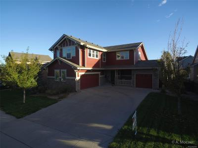 Commerce City Single Family Home Under Contract: 16979 East 106th Way
