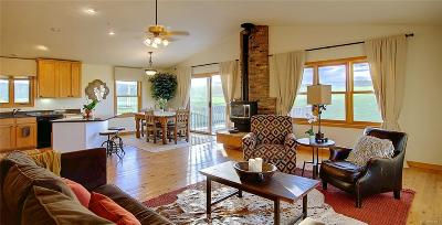 Steamboat Springs Single Family Home Active: 31712 Whiskey Hill Lane