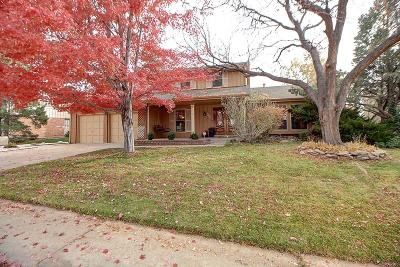 Aurora Single Family Home Under Contract: 11556 East Amherst Circle