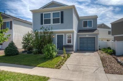 Denver Single Family Home Under Contract: 4526 Andes Street