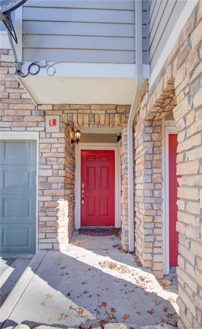 Littleton Condo/Townhouse Active: 2773 West Riverwalk Circle #D