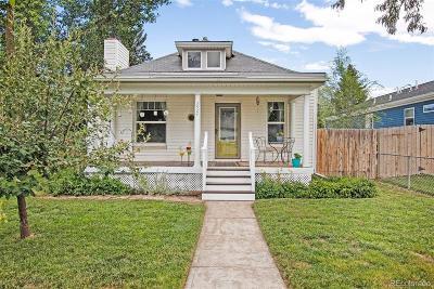 Wellington Single Family Home Active: 3924 Garfield Avenue
