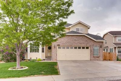 Thornton Single Family Home Active: 12920 Jasmine Court