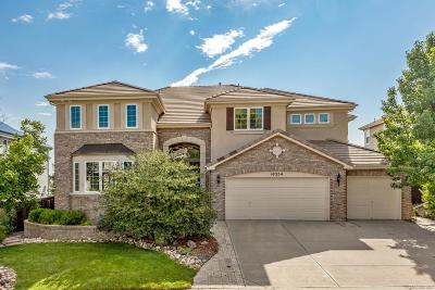 Highlands Ranch Single Family Home Under Contract: 10254 Charissglen Circle
