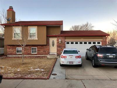 Denver Single Family Home Active: 14681 East 43rd Avenue