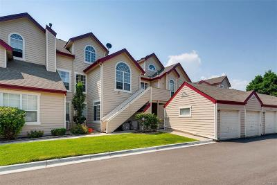 Littleton Condo/Townhouse Under Contract: 8361 South Upham Way #208