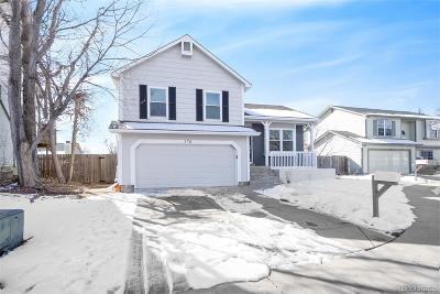 Broomfield Single Family Home Under Contract: 176 Willow Court