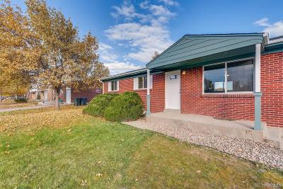 Northglenn Single Family Home Under Contract: 11654 Claude Court