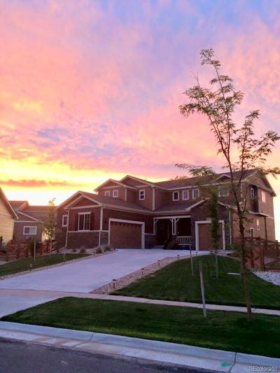 Arvada Single Family Home Under Contract: 15137 West 63rd Lane