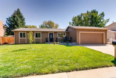 Arvada Single Family Home Active: 9714 West 75th Way