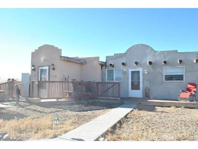 Moffat CO Single Family Home Active: $288,500