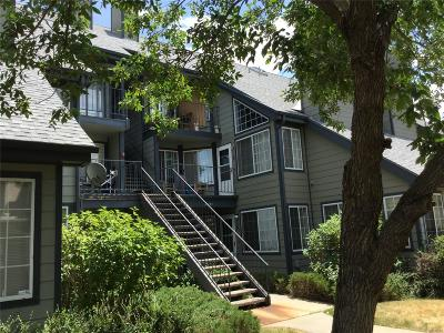 Aurora Condo/Townhouse Active: 12444 East Tennessee Circle #F
