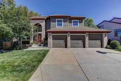 Arvada Single Family Home Under Contract: 12032 West 56th Circle